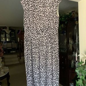 Pocka dot dress